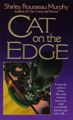 Cat on the Edge book