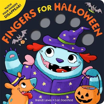Fingers for Halloween by Brandt Lewis