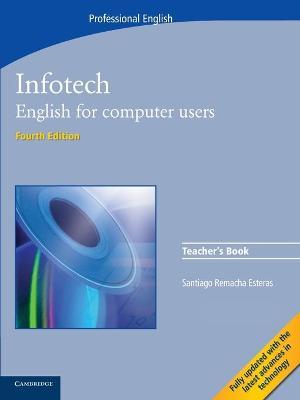 Infotech Teacher's Book by Santiago Remancha Esteras