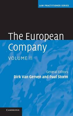 European Company book