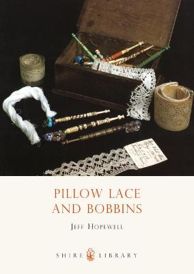 Pillow Lace and Bobbins book