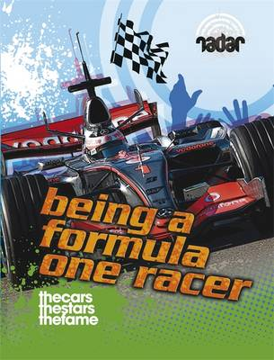 Top Jobs: Being a Formula One Racer by Adam Sutherland