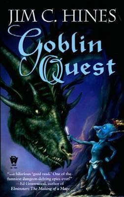 Goblin Quest book