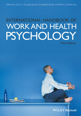 International Handbook of Work and Health Psychology by Cary L. Cooper