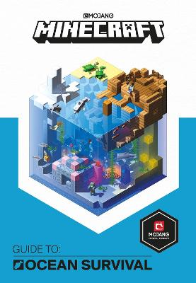 Minecraft Guide to Ocean Survival by Mojang AB