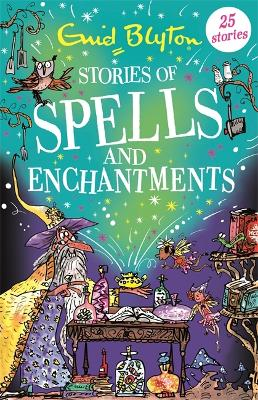 Stories of Spells and Enchantments book