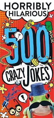 500 Crazy Jokes by Parragon Books Ltd