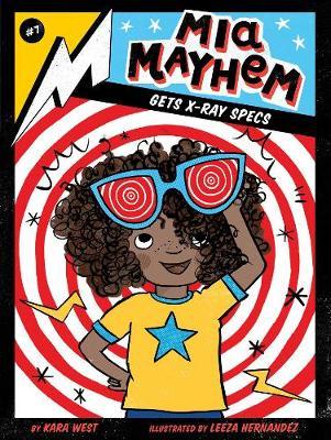 Mia Mayhem Gets X-Ray Specs by Kara West