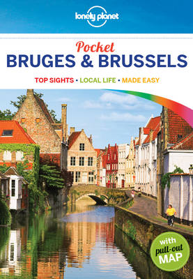 Lonely Planet Pocket Bruges & Brussels by Lonely Planet