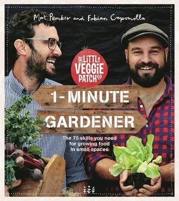 1-Minute Gardener book