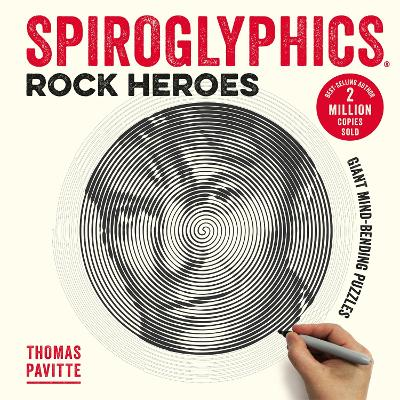 Spiroglyphics: Rock Heroes by Thomas Pavitte