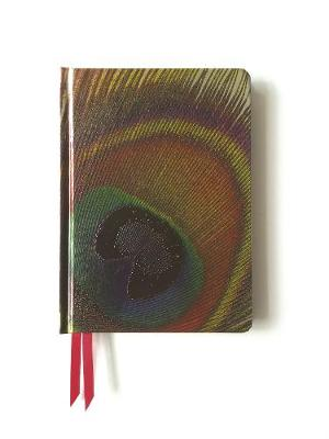 Peacock Feather (Contemporary Foiled Journal) by Flame Tree Studio