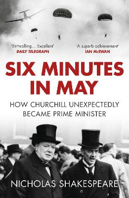Six Minutes in May book