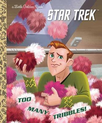 Too Many Tribbles! book