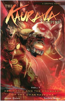 Kaurava Empire Vol.2 by Jason Quinn
