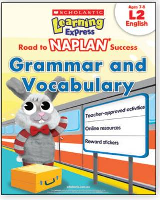 Learning Express NAPLAN: Grammar and Vocabulary  L2 by