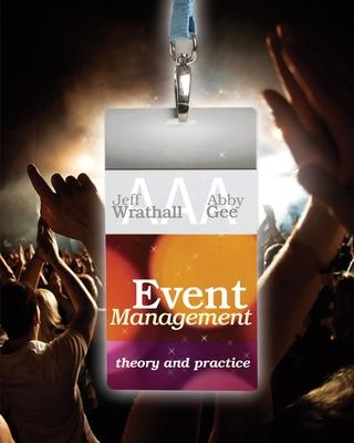 Event Management by Jeff Wrathall