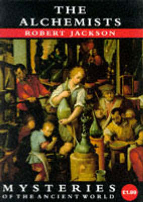 The Alchemists by Robert Jackson