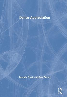 Dance Appreciation book