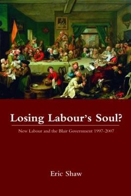 Losing Labour's Soul? book