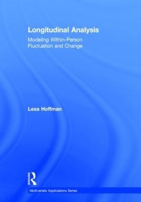 Longitudinal Analysis by Lesa Hoffman