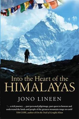 Into the Heart of the Himalayas book