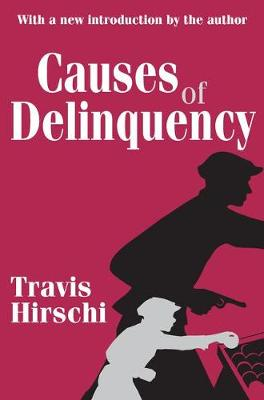 Causes of Delinquency book