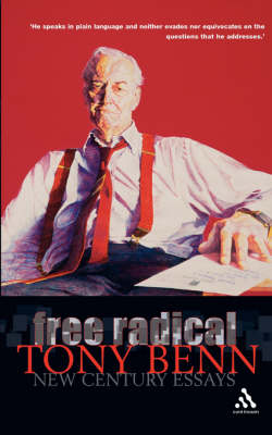 Free Radical by Tony Benn