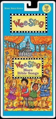 Wee Sing More Bible Songs book