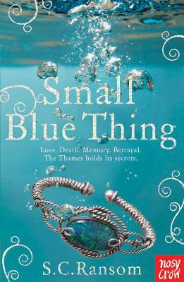 Small Blue Thing book