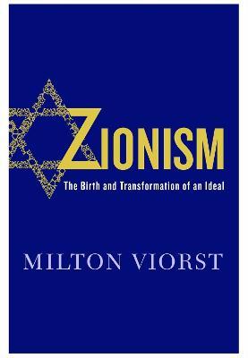 Zionism by Milton Viorst