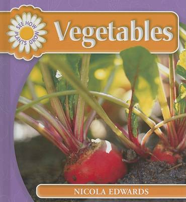 Vegetables by Nicola Edwards