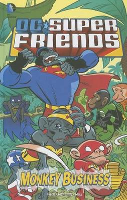 Monkey Business by Sholly Fisch