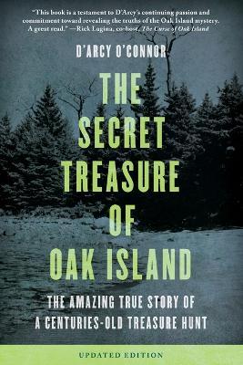 Secret Treasure of Oak Island by D'Arcy O'Connor