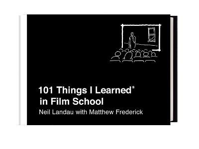 101 Things I Learned in Film School book