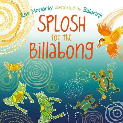 Splosh for the Billabong book