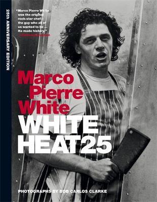White Heat 25 book