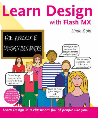 Learn Design with Flash by Kristian Besley