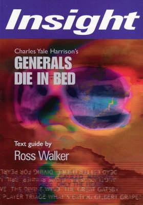 Generals Die in Bed by Ross Walker