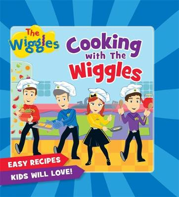 Cooking with The Wiggles book