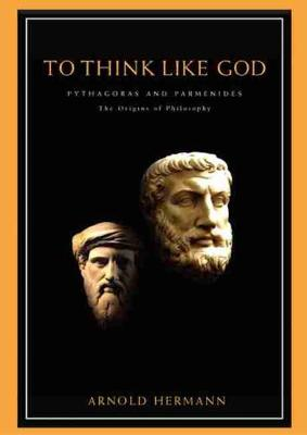 To Think Like God book