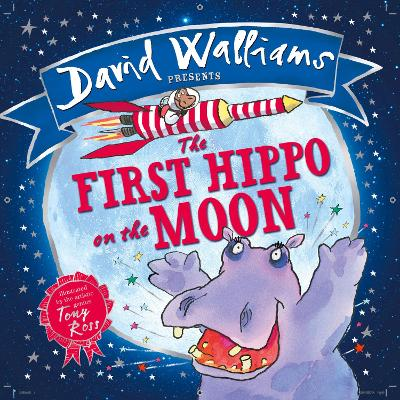 First Hippo on the Moon book