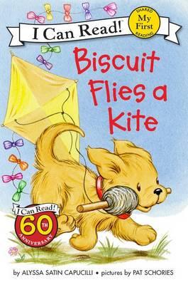 Biscuit Flies A Kite by Alyssa Satin Capucilli