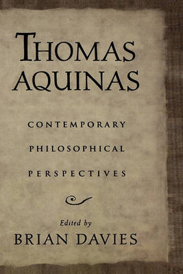 Thomas Aquinas by Brian Davies