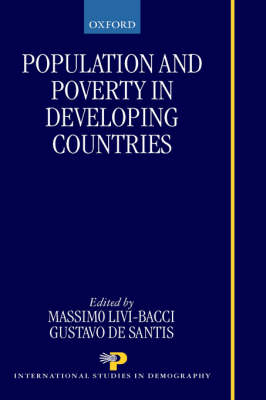 Population and Poverty in the Developing World by Massimo Livi-Bacci