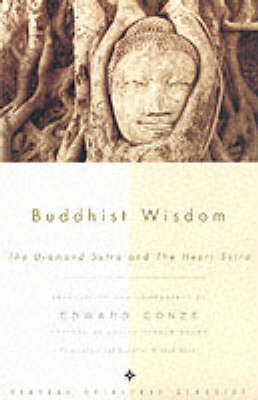 Buddhist Wisdom by Edward Conze