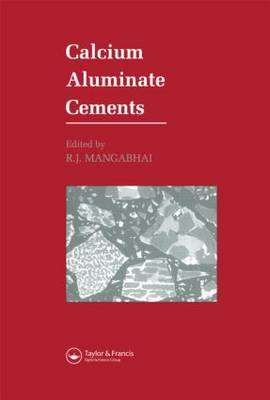 Calcium Aluminate Cements book