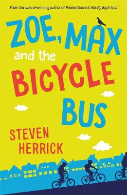 Zoe, Max and the Bicycle Bus book