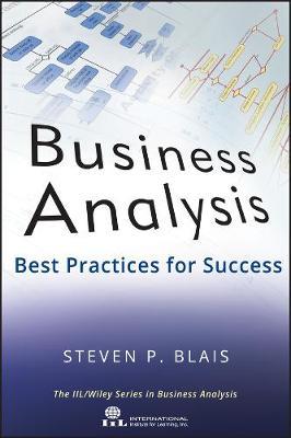 Business Analysis by Steven P. Blais