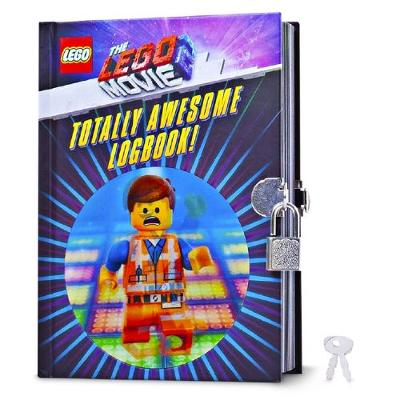 The LEGO Movie 2: Totally Awesome Logbook! by Scholastic